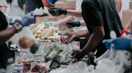 Food charity by Joel Muniz on Unsplash