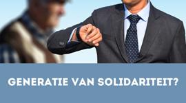 generatie van solidariteit