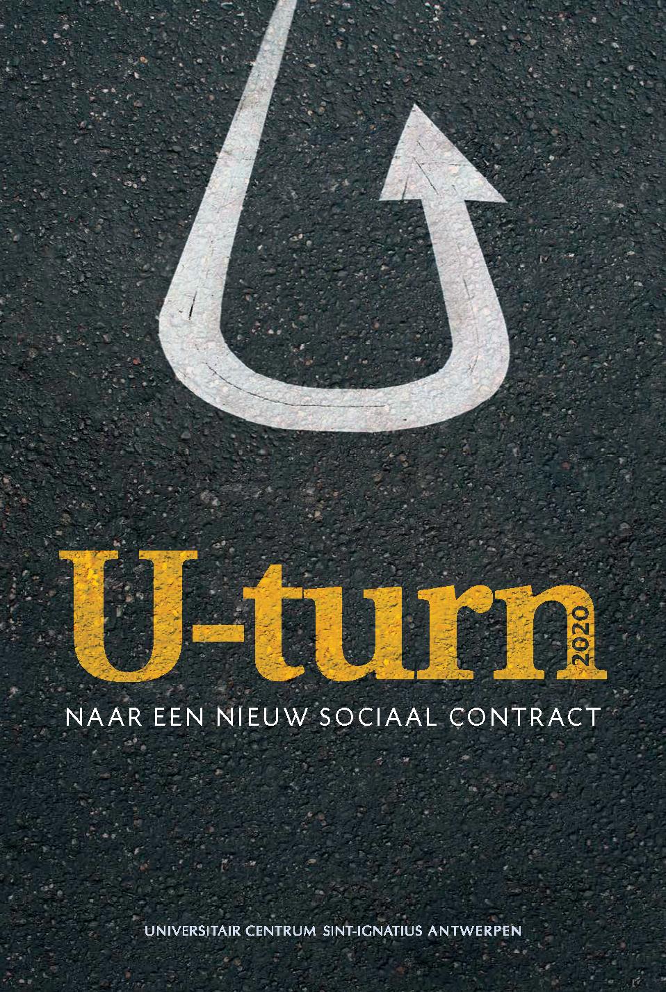 Boek - U-turn 2020: naar een nieuw sociaal contract
