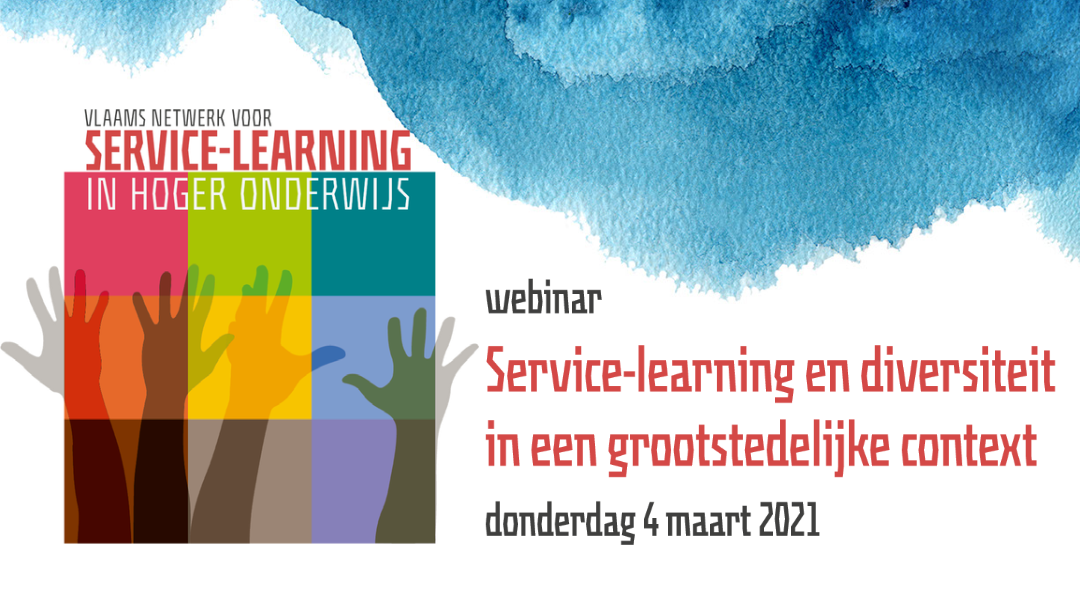 Vlaams Netwerk voor Service-Learning in Hoger Onderwijs