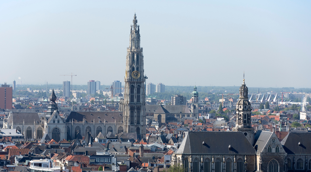 OLV Kathedraal van Antwerpen
